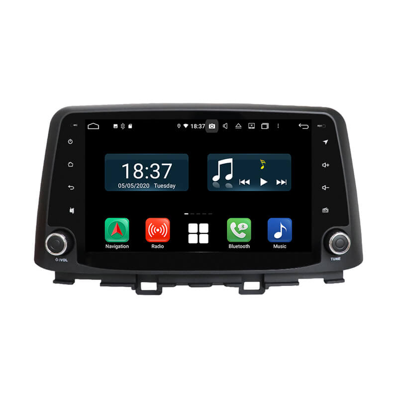 KLYDE 9 inch 1024*600 Screen Android Car Auto Stereo Multimedia for KONA