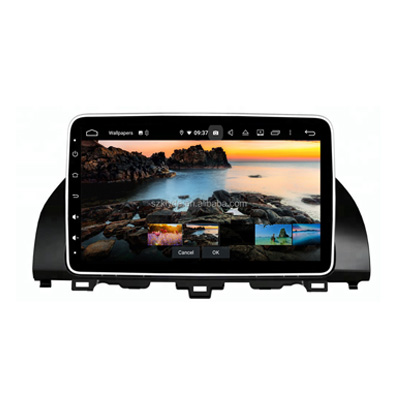 KLYDE KD-1135 Android 10.0 Car Video Player with GPS Steering Deckless Wheel Control for Accord 10 2018-2020
