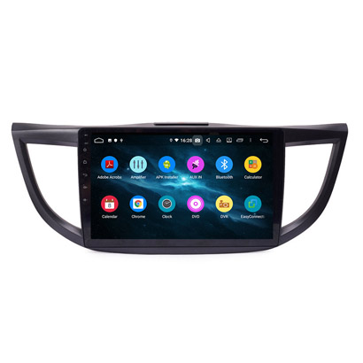 KLYDE KD-1935 Android 10.0 Car Video Player with GPS Steering Deckless Wheel Control for CRV 2012-2015
